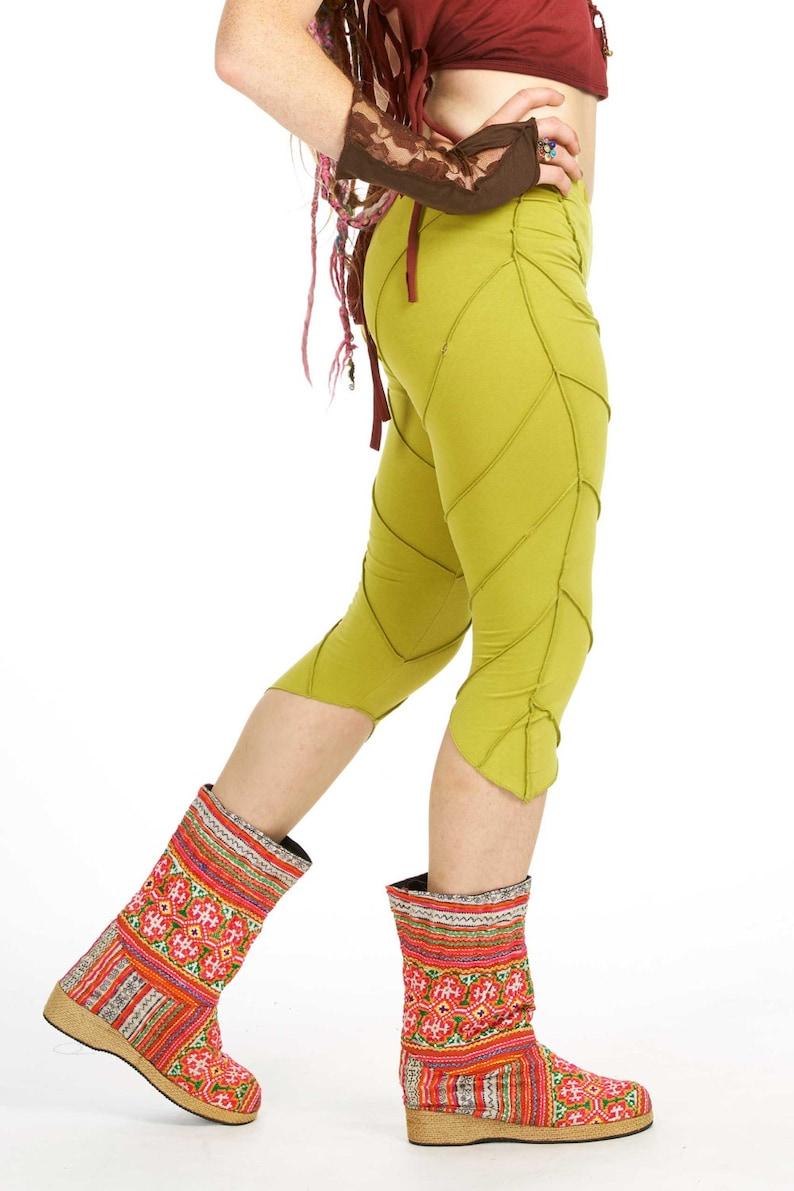 Pixie Leggings Festival Hippy Leggings Psy Trance Clothing