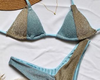 Bikini in Lurex