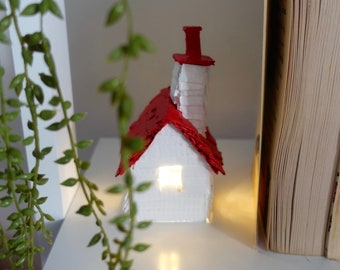 Little Glowing House - READY TO SHIP