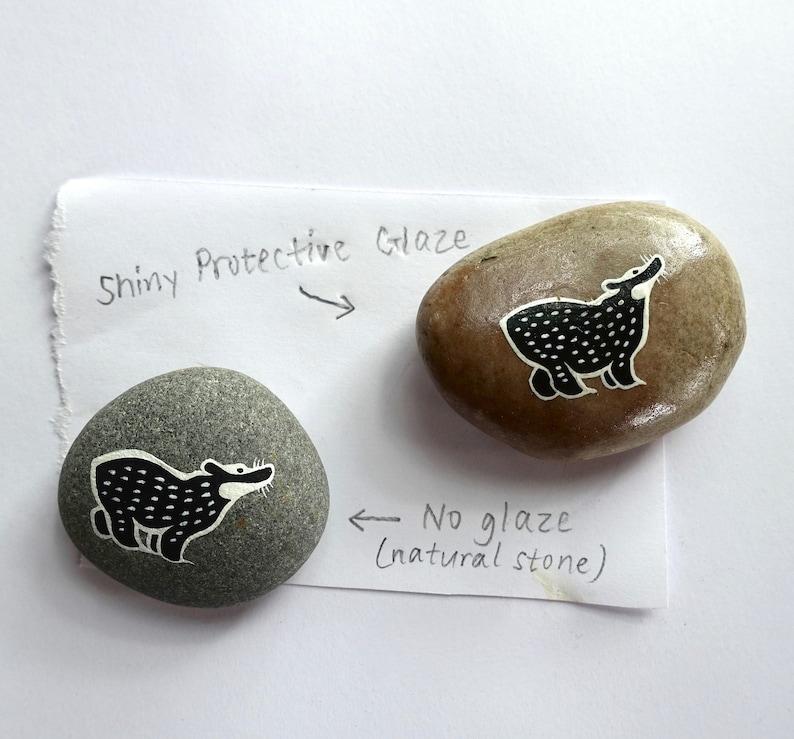 Copper Falcon Stone MADE TO ORDER