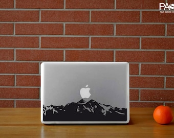 Macbook & Pc Sticker Mountain