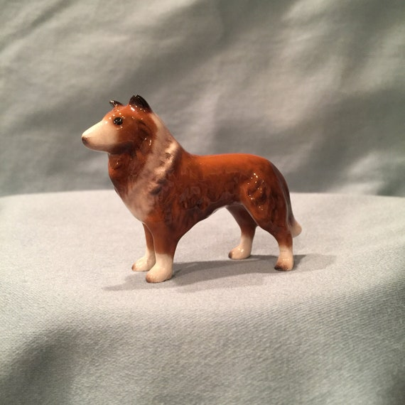 Hagen Renaker miniature made in America dog Maltese