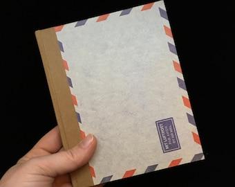 Vintage Envelope Travel Journal