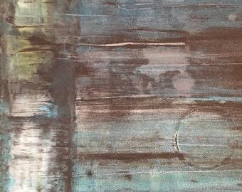 """16"""" x 20"""" acrylic on canvas"""