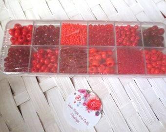 CONTERIA Preciosa/ORNELLA Rosso (200gr)