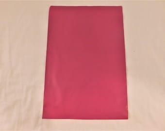 100 19x24 Hot Pink Self Seal Adhesive Strip Plastic Flat Bag Envelopes Waterproof Shipping Tear Proof Lightweight