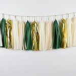 ASSEMBLED Eucalyptus Sage Tassel Garland, Eucalyptus Party Decor,  Wild One, Eucalyptus Wall Art, Sage Green Garland, Eucalyptus Baby Shower