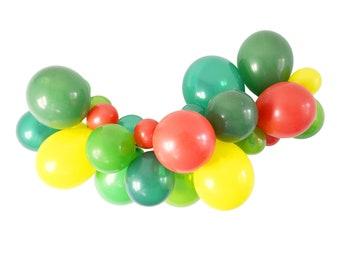 Caterpillar Balloon Garland Kit, Kids Birthday Party Decorations, Caterpillar Party Supplies, Bugs Party Decor, Spring Garden Party