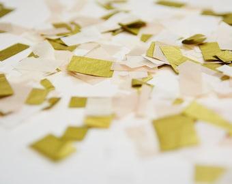 Gold Champagne Confetti, Biodegradable Confetti, Tissue Paper Confetti, Gold Wedding Confetti, Gift Wrapping, Gold Confetti, Gold Cake Smash
