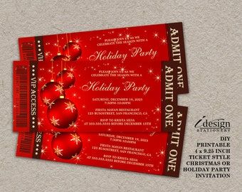 event tickets etsy