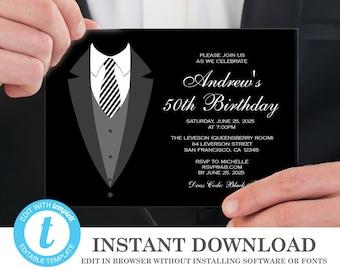 formal invitation etsy