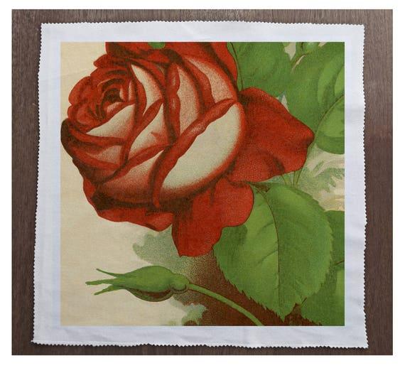 Große Blume Englische Rose Customizeable persönliches-nähen   Etsy