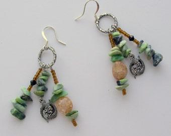 Koi Pond Earrings