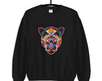 Onyx Panther Sweatshirt