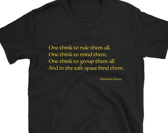 c040743d5 One Think To Rule Them All T-shirt