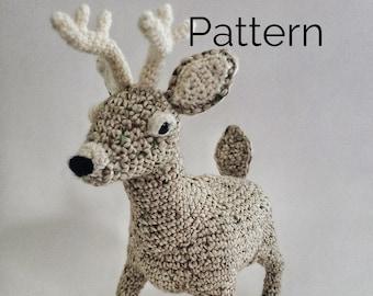 Orion the Deer Crochet Pattern