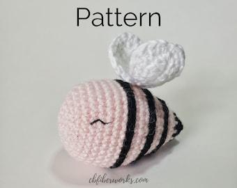 Sugar Bee Crochet Pattern