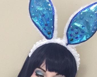 Blueberry Bunny Ears