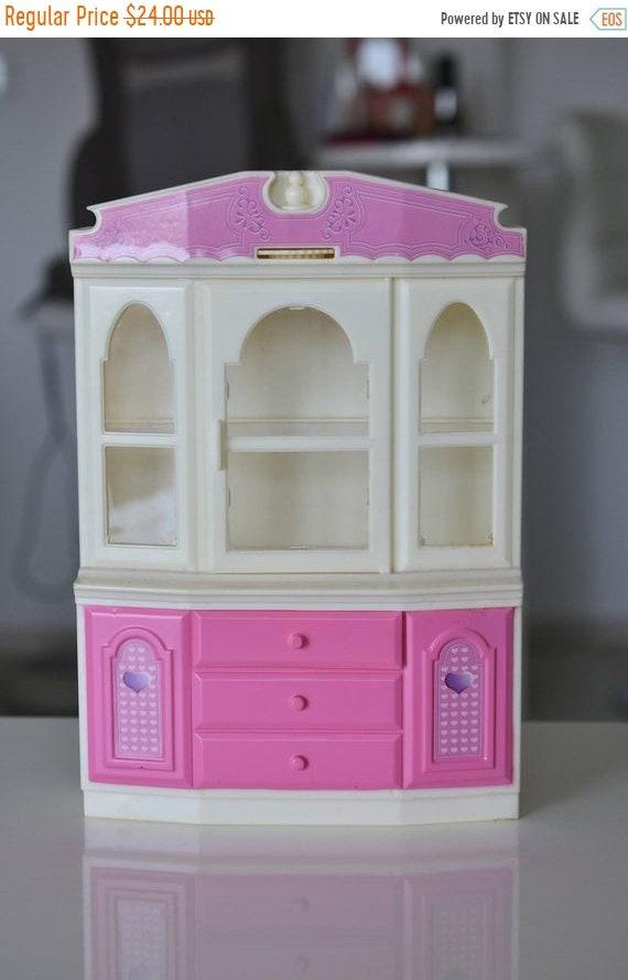 SALE TIME Vintage dollhouse CUPBOARD / vintage dollhouse furniture /  singing cupboard