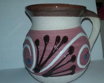 Handmade Mexican Pottery Mug