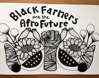 Black farmers are the Afro Future
