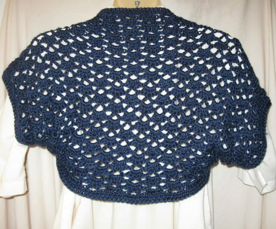 Lacy Shells Shrug Crochet Pattern Crochet Pattern Lacy Shrug Etsy