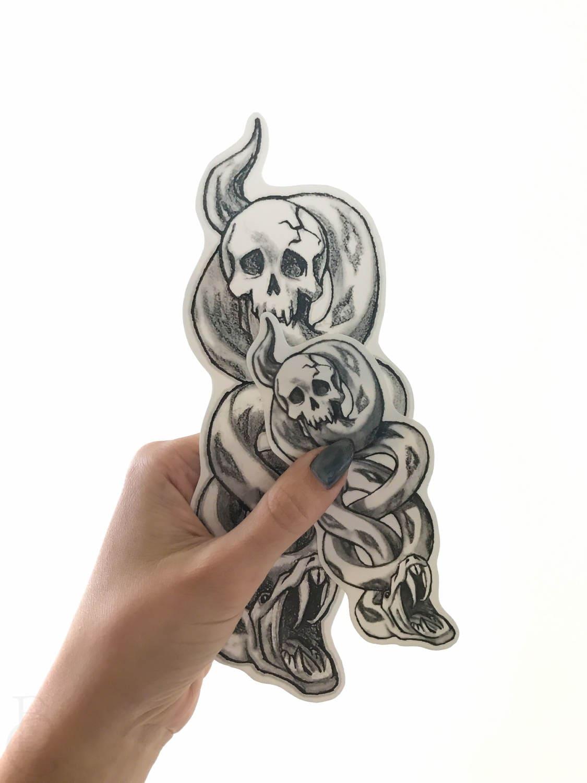 Dark Mark Tattoo