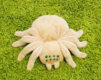 large stuffed spider tarantula, big stuffed animal, tarantula plush tarantula soft toy