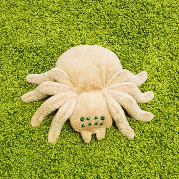 Tarantula Stuffed Animal, Large Stuffed Spider Tarantula Big Stuffed Animal Tarantula Etsy