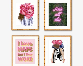 4 for 40 -- Curate Your Own Print Collection and Save (Plus Free Shipping!)