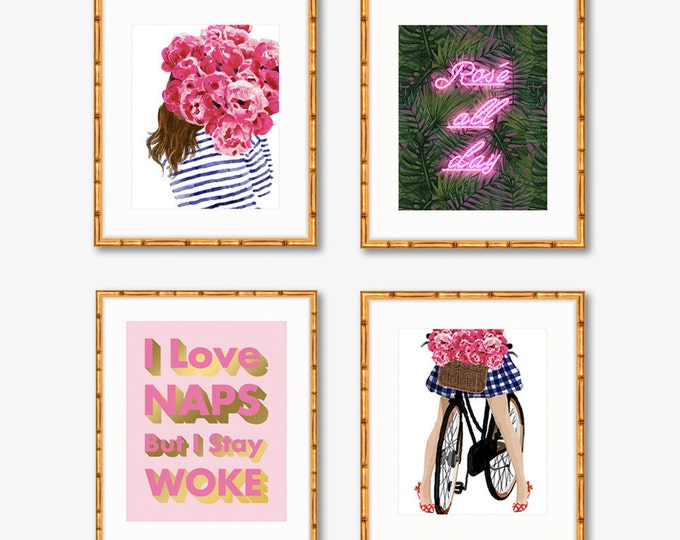 4 for 45 -- Curate Your Own Print Collection and Save (Plus Free Shipping!)