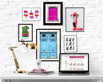 Gallery Wall Collection (Plus Free Shipping!)