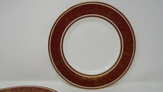 Royal Doulton Buckingham Salad Plate
