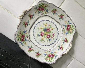Royal Albert Petit Point Cake Plate