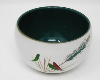 Denby Greenwheat Sugar Bowl 1950's