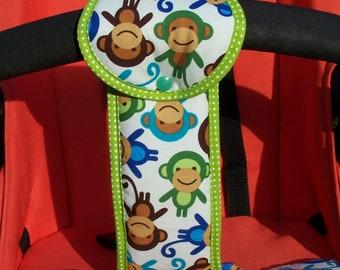 Step belt  stroller
