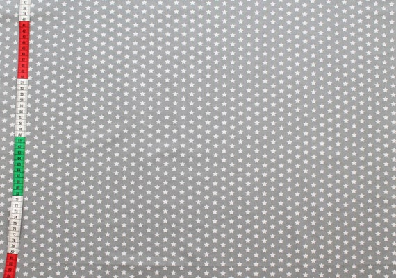 Soft Tray  Made from Fabric Featuring White Stars