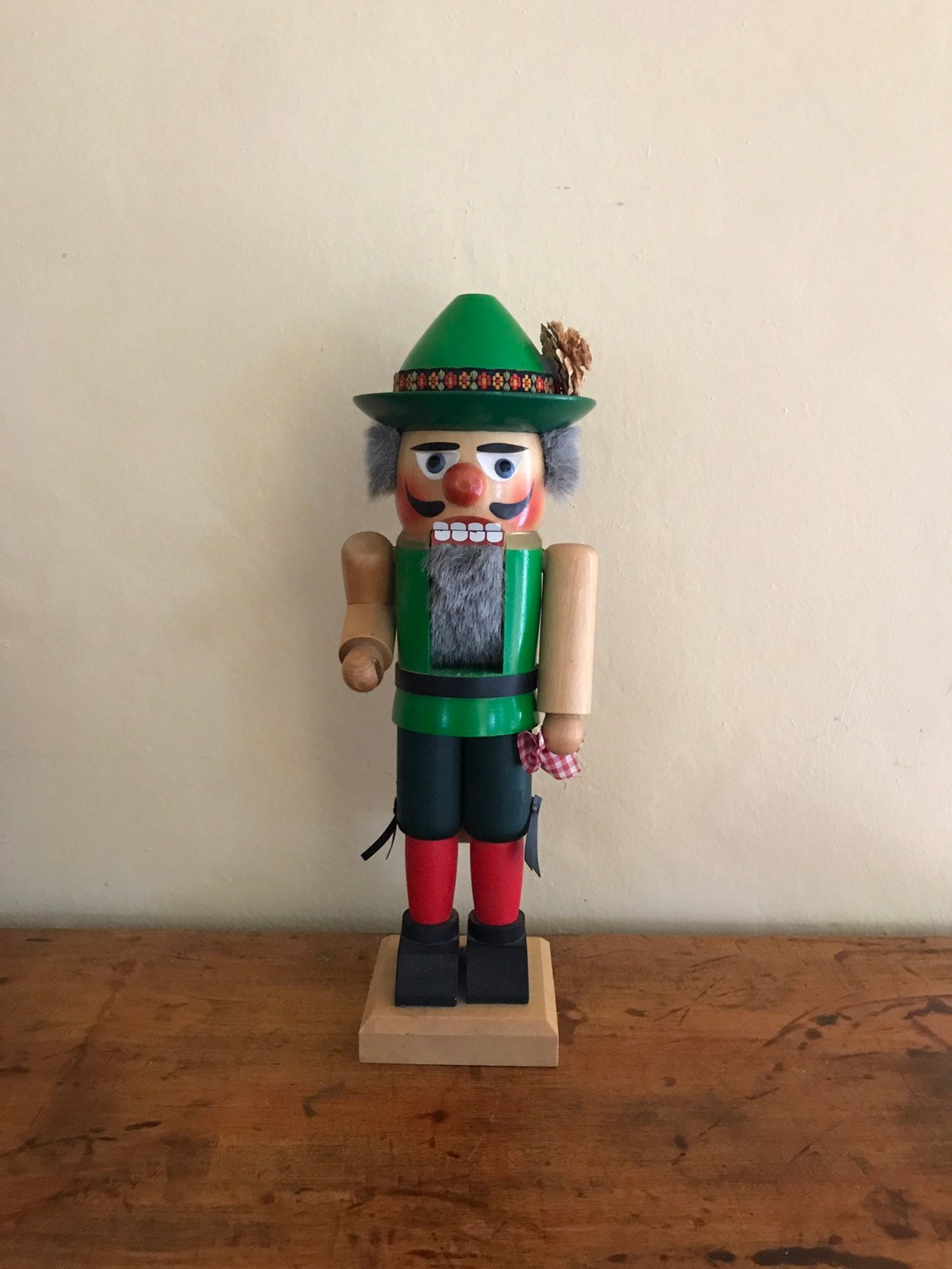 Steinbach Oktoberfest German Large 14 Inch Nutcracker