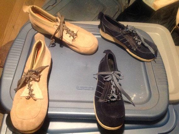 Dingo Vintage stock d'invendus suede chaussures nouveau ancien ancien ancien 1960 ' s fait dans le bowling USA ne style pas bottes ressemblent baskets styles rétro tailles pick1 | 2019  588cc0