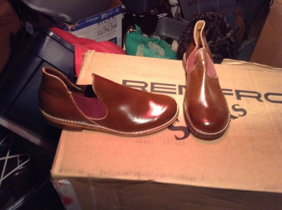 Romeo vintage men shoes slipper