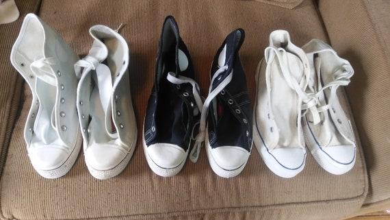 asmont canvas vintage deadstock sneakers shoes 196