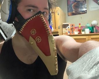 Overhaul mask