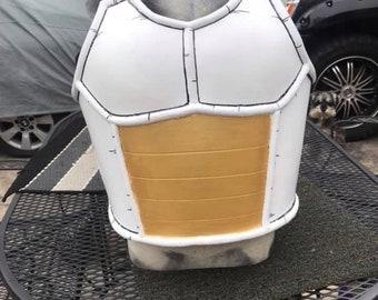 vegeta armor (cell saga)