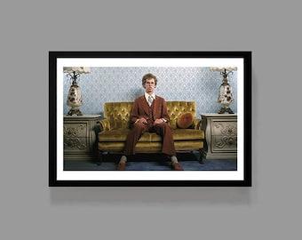 Napoleon Dynamite - Movie Poster Print - Vote for Pedro - Comedy Cult Classic Movie Liger