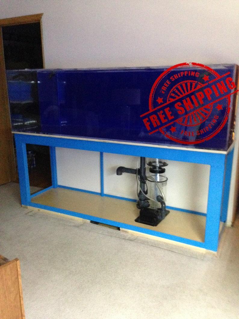 5a40359f2 Heavy Duty Metal Aquarium/Fish Tank Stand Free Shipping | Etsy