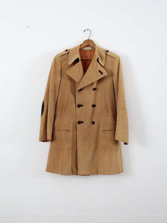 vintage Carroll and Company trench coat,  men's co