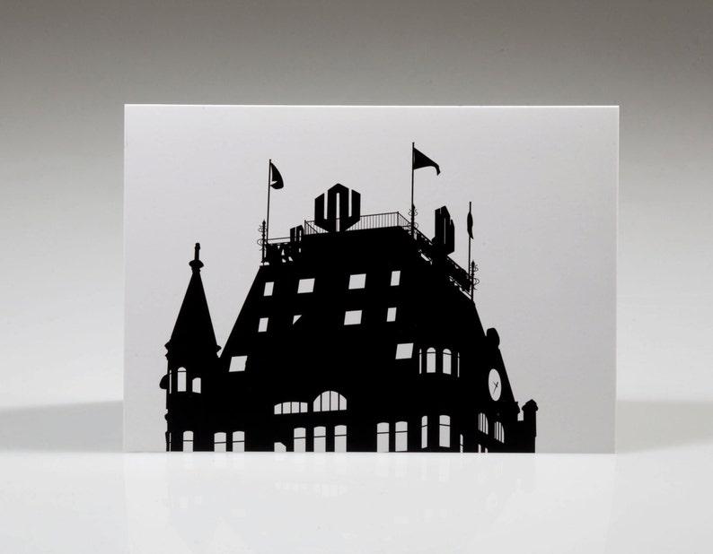 Postcard PR006 Het Witte Huis