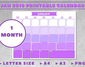 items similar to 2017 monthly planner undated a4 a5 letter monthly