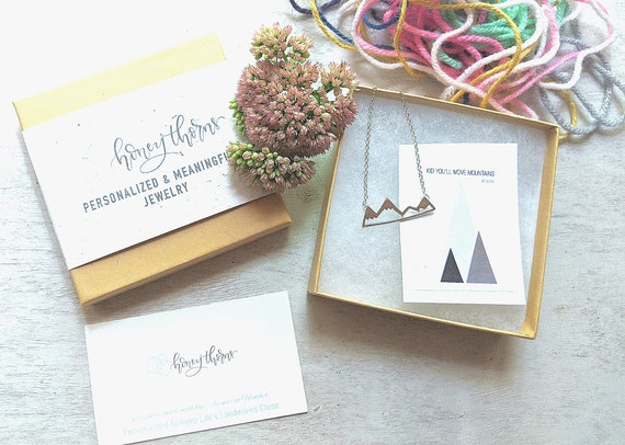 Christmas | Kid You'll Move Mountains | Faith Can Move Mountains | Gift for Friend | Inspirational Gift | Encouragement for Girls