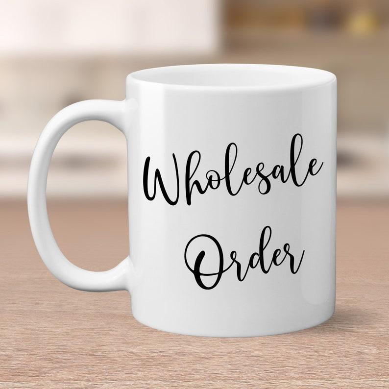 Wholesale Custom Coffee Mugs Bulk Order Mugs Company Logo ...